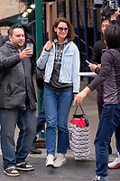 www.acepixs.com<br /> <br /> April 26 2017, New York City<br /> <br /> Actress Katie Holmes went shopping in Soho on April 26 2017 in New York City<br /> <br /> By Line: Curtis Means/ACE Pictures<br /> <br /> <br /> ACE Pictures Inc<br /> Tel: 6467670430<br /> Email: info@acepixs.com<br /> www.acepixs.com