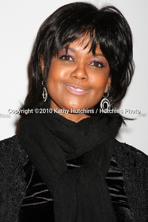 Tonya Lee Williams.arrivng at The Young & The Restless 37th Anniversary Dinner.Via Allorro.Beverly Hills, CA.March 9, 2010.©2010 Kathy Hutchins / Hutchins Photo....