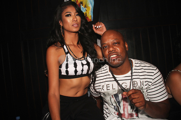 HOLLYWOOD, CA - JUNE 29, 2014<br /> Mila and Too Short attends Usher's BET awards after party at Emerson, June 29, 2014 in Hollywood, CA<br /> Walik Goshorn/MediaPunch