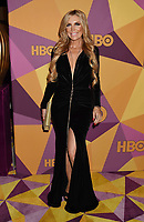 BEVERLY HILLS, CA - JANUARY 07: Actress Sandra Vidal arrives at HBO's Official Golden Globe Awards After Party at Circa 55 Restaurant in the Beverly Hilton Hotel on January 7, 2018 in Los Angeles, California.