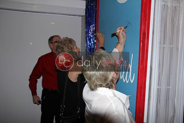 "Mark Simpson, Susan Hathaway, Sharon DeBord<br /> ""Bewitched"" Fan Fare Day 1, Sportsman's Lodge, Studio City, CA 09-17-14<br /> David Edwards/DailyCeleb.com 818-249-4998"