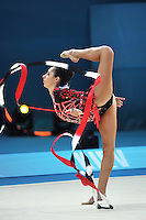 August 29, 2013 - Kiev, Ukraine - REBECCA SEREDA of USA performs at 2013 World Championships.
