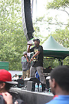 "Corey ""Coremega"" McKay Performs at Rock Steady Crew 36th Year Anniversary Celebration at Central Park's SummerStage, NY"
