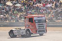 German driver Sascha Lenz belonging German team Sascha Lenz during the fist race R1 of the XXX Spain GP Camion of the FIA European Truck Racing Championship 2016 in Madrid. October 01, 2016. (ALTERPHOTOS/Rodrigo Jimenez) /NortePHOTO /NORTEPHOTO.COM