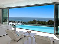 Infinity House in sunny Devon.