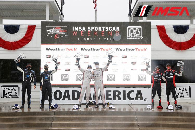 2020-08-02 IWSC Road America IMSA SportsCar Weekend