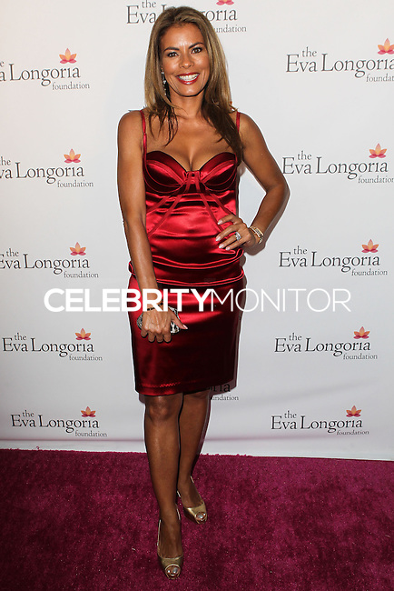 HOLLYWOOD, LOS ANGELES, CA, USA - OCTOBER 09: Lisa Vidal arrives at the Eva Longoria Foundation Dinner held at Beso Restaurant on October 9, 2014 in Hollywood, Los Angeles, California, United States. (Photo by Celebrity Monitor)