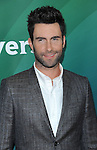 Adam Levine at the NBC Universal Winter Press Tour 2013, held at the Langham Huntington Hotel and Spa, Pasadena CA. January 6, 2013.