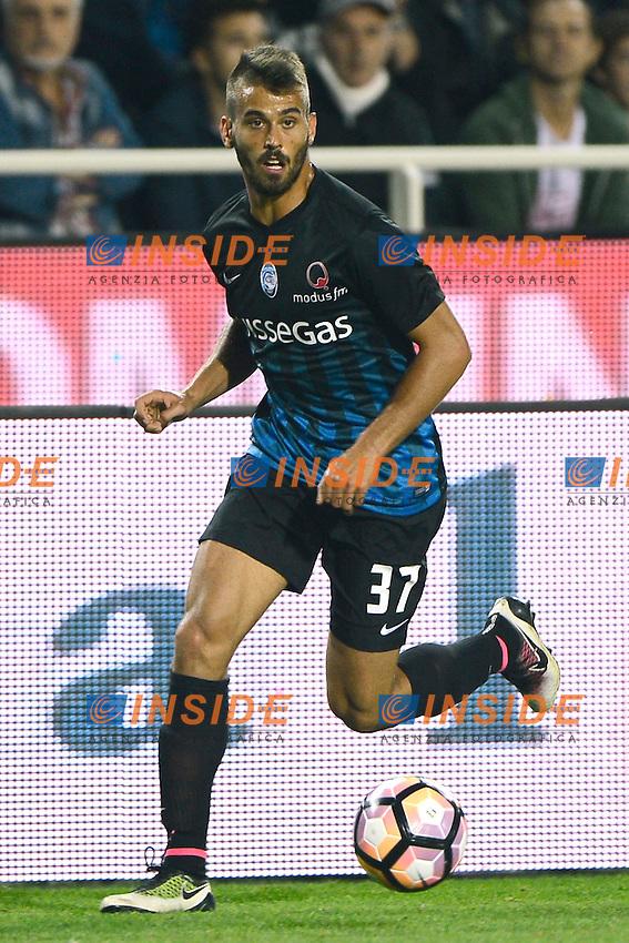 Leonardo Spinazzola Atalanta<br /> Bergamo 21-09-2016 Stadio Ateleti Azzurri - Football Calcio Serie A Atalanta - Palermo. Foto Giuseppe Celeste / Insidefoto