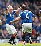 060513 Rangers v Man Utd Legends