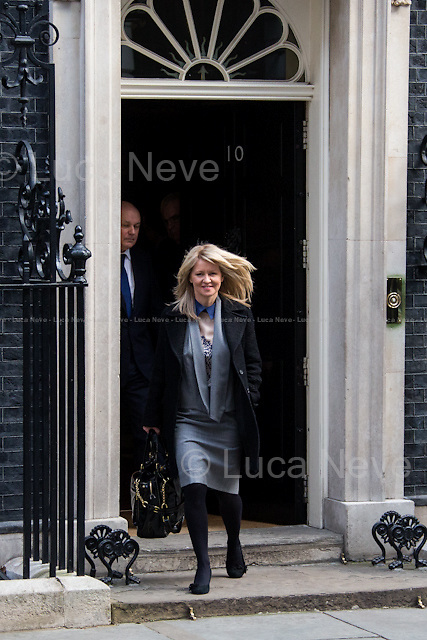 Esther McVey MP (Minister of State for Employment).<br />