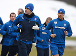 281210 Rangers training