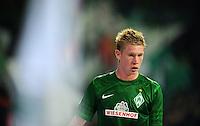 FUSSBALL   1. BUNDESLIGA    SAISON 2012/2013    8. Spieltag   SV Werder Bremen - Borussia Moenchengladbach  20.10.2012 Kevin De Bruyne (SV Werder Bremen)