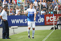 Sandro Sirigu (SV 98) - SV Darmstadt 98 vs. SV Sandhausen, Stadion am Boellenfalltor