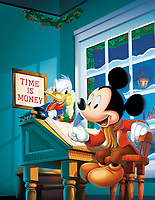 Mickey's Christmas Carol (1983)<br /> *Filmstill - Editorial Use Only*<br /> CAP/KFS<br /> Image supplied by Capital Pictures
