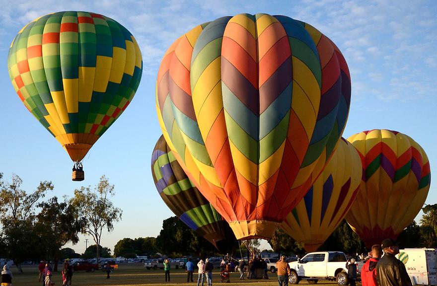 2018 Balloon Festival - Sam Pepper