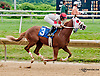 Quick Turnover winning at Delaware Park on 8/3/13