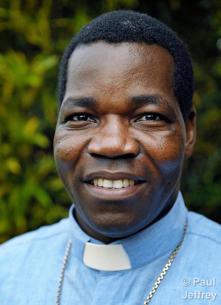 Bishop Eduardo Hiiboro Kussala of the Tombura-Yambio diocese in South Sudan.