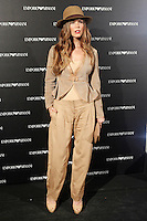Juana Acosta attends the Emporio Armani Boutique opening at Serrano street in Madrid, Spain. April 08, 2013. (ALTERPHOTOS/Caro Marin) /NortePhoto