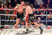 2017 WBO Heavyweight Title Hughie Fury v Joseph Parker Sep 23rd