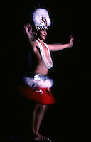 Tahiti Dancer, Papeete Polynesia, very high res image