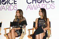 BEVERLY HILLS, CA - NOVEMBER 15:  Jordana Brewster, Jamie Chung attend the People's Choice Awards Nominations Press Conference at The Paley Center for Media on November 15, 2016 in Beverly Hills, California. (Credit: Parisa Afsahi/MediaPunch).