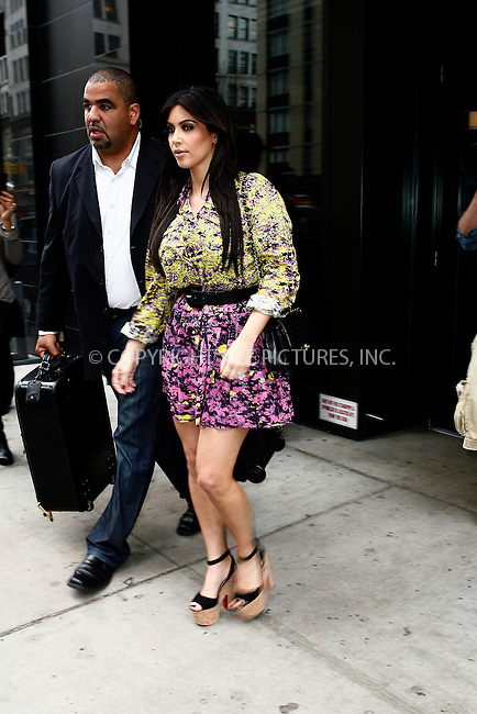 WWW.ACEPIXS.COM . . . . .  ....September 28 2011, New York City....Kim Kardashian leaves her midtown hotel on September 28 2011 on September 28 2011 in New York City....Please byline: CURTIS MEANS - ACE PICTURES.... *** ***..Ace Pictures, Inc:  ..Philip Vaughan (212) 243-8787 or (646) 679 0430..e-mail: info@acepixs.com..web: http://www.acepixs.com