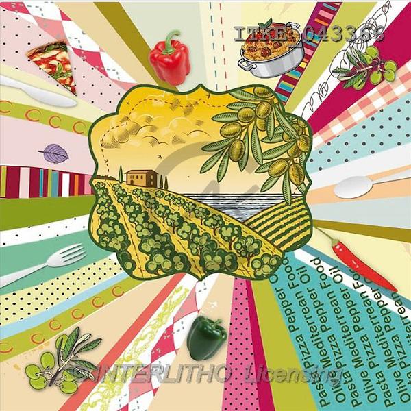 Isabella, MASCULIN, paintings, ITKE043366,#m# ,retro moderno, arte, illustrations, pinturas napkins ,everyday