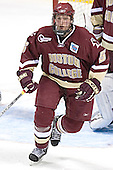 Tim Filangieri - The University of Wisconsin Badgers defeated the Boston College Eagles 2-1 on Saturday, April 8, 2006, at the Bradley Center in Milwaukee, Wisconsin in the 2006 Frozen Four Final to take the national Title.