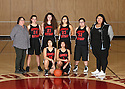 2016-2017 Chief Kitsp Academy Varsity Girls Basketball
