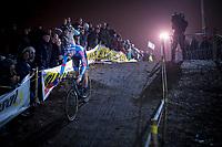 Michael Vanthourenhout (BEL/Marlux-Bingoal)<br /> <br /> men's race<br /> 44th Superprestige Diegem (BEL) 2018<br /> ©kramon
