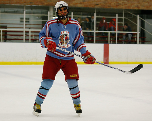 Saint Joseph's High School Hockey 2009-2010.