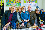 Adrian O'Sullivan, Eva O'Sullivan, Pat Mulcahy and Helena Mulcahy, pictured at Grandparents day at Scoil Eoin, Balloonagh, Tralee on Tuesday last.