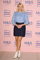 LONDON, UK. February 25, 2019: Holly Willoughby launches her 'Holly's Must Haves' denim range at M&S Westfield, London.<br /> Picture: Steve Vas/Featureflash