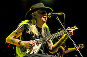May 23, 2009: JOHNNY WINTER - Empire Shepherds Bush London