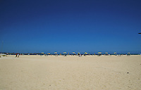 Spectacular beach close to Corralejo,Fuerteventura, Canary Islands.
