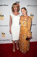 "15 June 2017 - Culver City, California - Christine Lahti, Mena Suvari. 2017 Los Angeles Film Festival - Premiere Of ""Becks"" held at ArcLight Culver City. Photo Credit: F. Sadou/AdMedia"