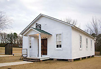 Elvis Presley Birthplace in Tupelo, Mississippi.