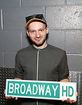 Julian Dankner Behind the Scenes with BroadwayHD: A Digital Capture of  Roundabout Theatre Company's 'If I Forget' at Laura Pels Theatre on 4/28/2017 in New York City.
