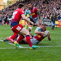 171028 Harlequins v Worcester Warriors
