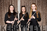 At the Kerry School of Music Concert in the rose Hotel on Sunday were Ciara Sugrue, Keira McCann, Grace Mcloughlin