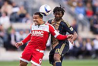 Philadelphia Union vs New England Revolution, April 19, 2015