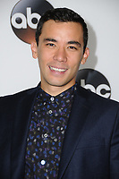 06 August  2017 - Beverly Hills, California - Conrad Ricamora.   2017 ABC Summer TCA Tour  held at The Beverly Hilton Hotel in Beverly Hills. <br /> CAP/ADM/BT<br /> &copy;BT/ADM/Capital Pictures