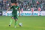 15.04.2018, Weser Stadion, Bremen, GER, 1.FBL, Werder Bremen vs RB Leibzig, im Bild<br /> <br /> Zlatko Junuzovic (Werder Bremen #16)<br /> <br /> Foto &copy; nordphoto / Kokenge