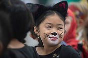Tyson Elementary Costume Parade 2016