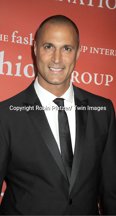 Nigel Barker attends the Fashion Group International's 29th Annual  Night of Stars Gala on October 25, 2012 at Cipriani Wall Street in New York City.