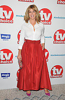Kate Garraway at the TV Choice Awards 2018, The Dorchester Hotel, Park Lane, London, England, UK, on Monday 10 September 2018.<br /> CAP/CAN<br /> &copy;CAN/Capital Pictures