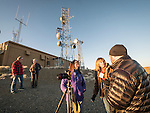 Panoramic photography classes at the to of Winnemucca Mountain with Ben Willmore, Shooting the West XXVII, Winnemucca, Nev.