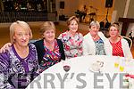 Listowel Parish Social: Attending the Listowel parish social at the Listowel Arms Hotel on Friday night last were Maureen Hartnett, Mary Moylan, Bridie O'Connor, Joan Kenny & Marie Wilmot.