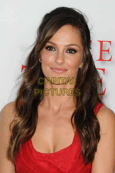 Minka Kelly<br /> &quot;Lee Daniels' The Butler&quot; Los Angeles Premiere held at Regal Cinemas L.A. Live, Los Angeles, California, USA.<br /> August 12th, 2013<br /> headshot portrait red  <br /> CAP/ADM/BP<br /> &copy;Byron Purvis/AdMedia/Capital Pictures